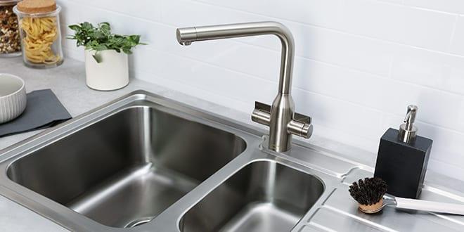 Popular - Bristan launches first ever range of kitchen sinks