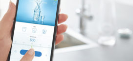 GROHE launches evolution of Blue Home still and sparkling water tap with innovative app control
