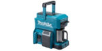 Makita launches new DCM501Z cordless on-site coffee maker