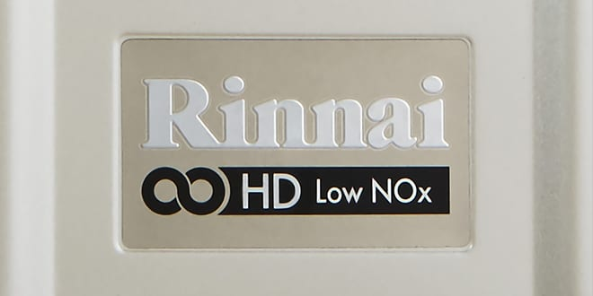 Popular - Rinnai launch first-of-its-kind Rinnai Infinity Solo condensing and low NOx water heater