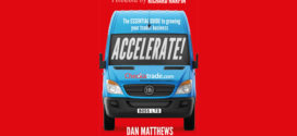"""New """"Accelerate!"""" book published to help tradespeople grow their business"""
