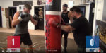 "Watch🎥: Pro boxer Lyndon ""King"" Arthur trains PB Plumber and Matt Huddlestone"