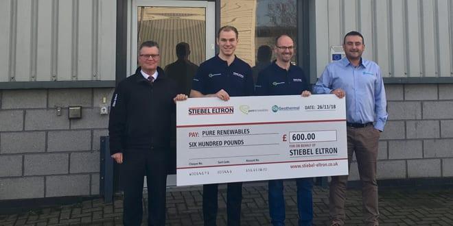 Popular - Go Geothermal Ltd completes landmark 600th Stiebel Eltron heat pump project