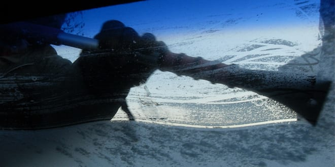 Popular - 5 top tips for driving in icy conditions