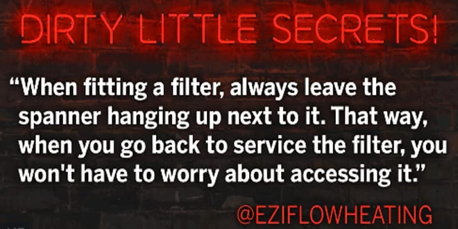 Popular - Installers share their best #DirtyLittleSecrets water treatment tips