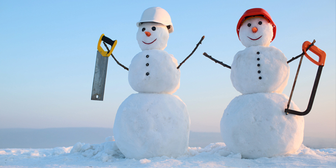 UK tradespeople go above-and-beyond for their customers during the Christmas period – says new research