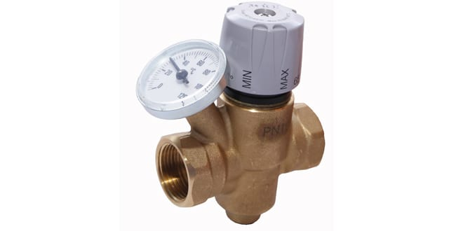 Popular - Albion launches new range of Thermal Balancing Valves to help safeguard against water borne diseases