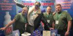 Wiseman Industries thanks installers for help raising £1500 for the RAF Benevolent Fund