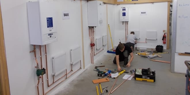 Popular - Funding is available for apprentices in the Midlands thanks to Baxi Apprentice Scheme