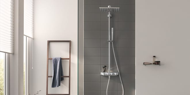 Popular - GROHE launches new cashback incentive for SmartControl showers