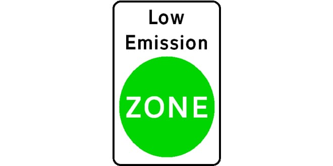 Popular - 80% of vans on UK roads will not be compliant when the UK introduces its first ever ULEZ (Ultra Low Emission Zone)