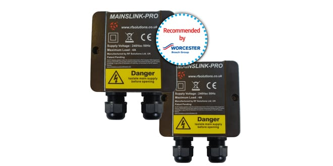Popular - RF Solutions launches new Mainslink-Pro, which helps engineers install a boiler in half the time