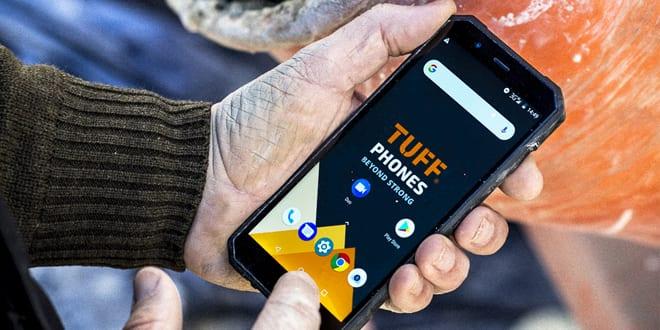 Popular - TUFF Phones launches new TUFF T500 handset and Multi-Network SIM