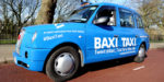All aboard – Book a free ride with the Baxi Taxi