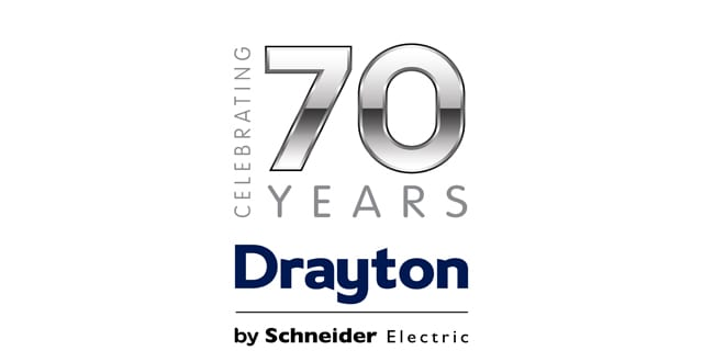 Popular - Drayton celebrates 70 years of manufacturing heating controls