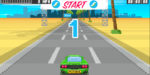 Outrun the competition with Nu-Heat's FastDeck® racing game