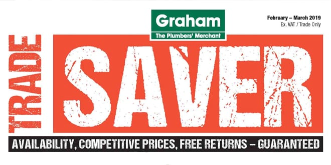 Popular - Graham launches new Trade Saver catalogue with simplified pricing structure