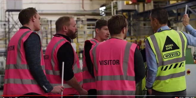 Popular - Watch 🎥 Plumberparts, Andy Cam and James Finlay visit Hep2O factory 🎥