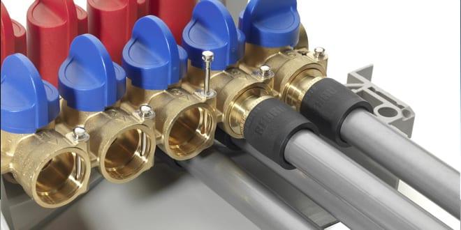 Popular - REHAU'S Smart Plumbing Manifold up for top award