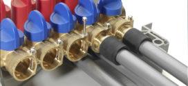 REHAU'S Smart Plumbing Manifold up for top award
