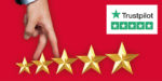 Glow-worm receives Five Star rating on Trustpilot