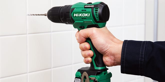 Popular - HiKOKI launches slimline 12V battery and cordless tool range