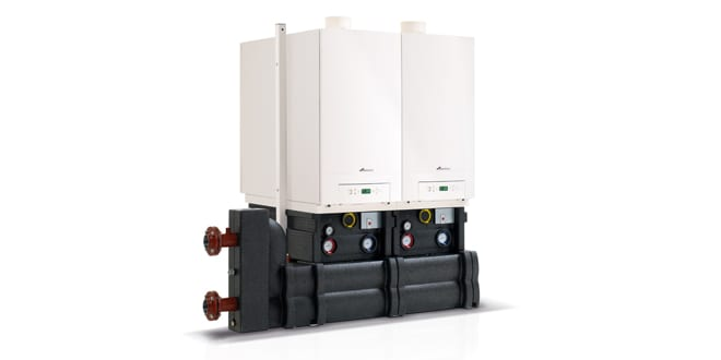 Popular - Bosch Commercial and Industrial announces enhancements to its GB162 light commercial gas boiler
