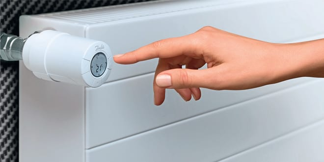 Popular - Why TRVs should be fitted horizontally at the top of the radiator