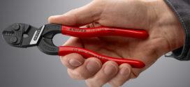KNIPEX launches CoBolt S Pliers