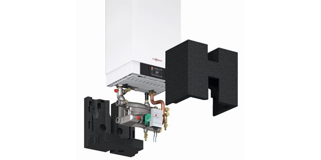 Popular - Viessmann launches boiler pump connection set with built-in low loss header