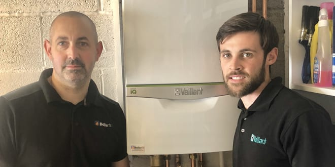 Popular - Q and A with Vaillant installer Steve Challinor
