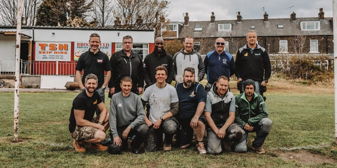 Popular - Viessmann and the Heat for Good team install a free heating system for Clayton Rugby League Club