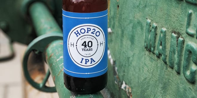 Popular - New Hop20 beer launched especially for tradespeople