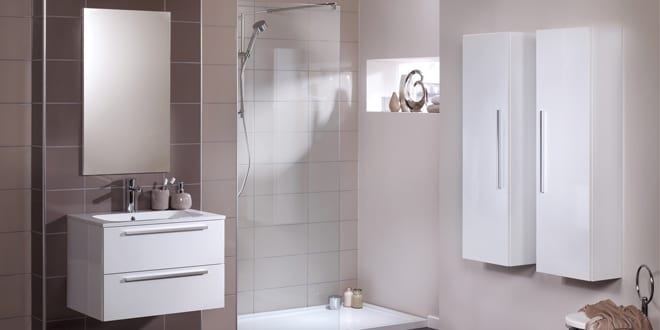 Popular - 4 ways installers can maximise bathroom space
