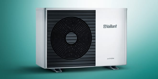 Popular - Vaillant launches two new heat pump products – aroTHERM split and aroSTOR