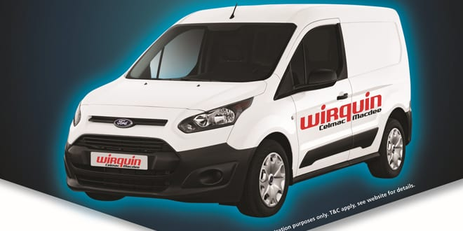 Popular - #Win a van with Wirquin