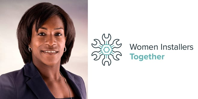 Popular - Maggie Alphonsi MBE announced as headline speaker for the Women Installers Together conference 2019
