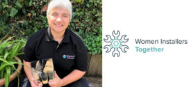 Only 30 tickets left for the Women Installers Together Conference