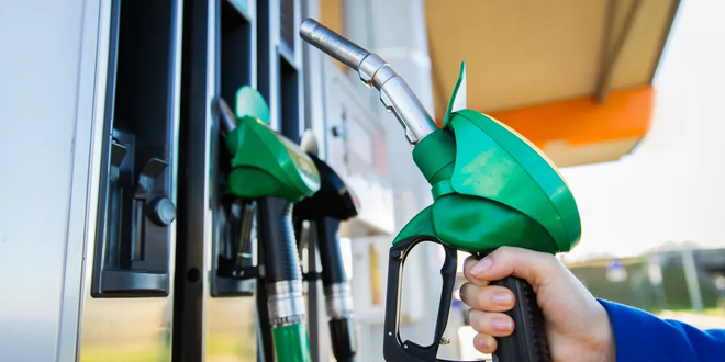 Average price of fuel rises for the fourth month in a row