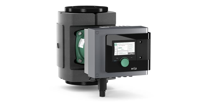 """Popular - Wilo launches the Stratos-MAXO – the world's first """"true"""" smart-pump"""