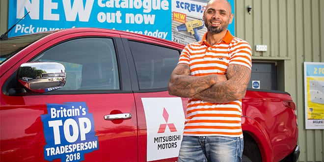 Popular - Screwfix is on the lookout for Britain's Top Tradesperson – could it be a plumbing and heating engineer?