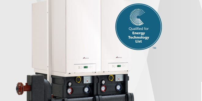 Popular - The new Bosch GB162 commercial wall-hung boiler has been added to Government's ETL scheme