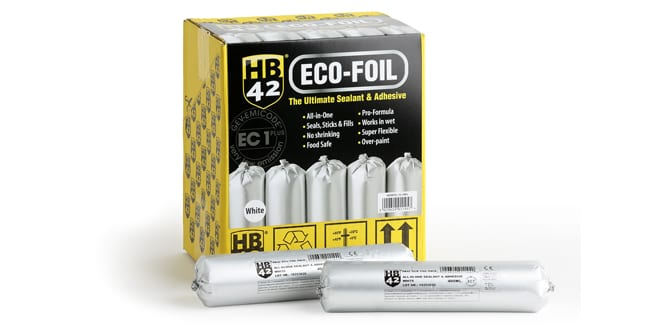 Popular - Hilton Banks launches HB42 All-in-One Eco-Foils