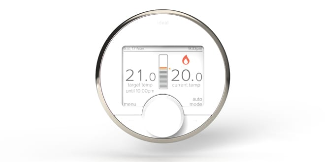 Popular - Ideal Boilers launches new PRT programmable room thermostat, designed for the social housing sector