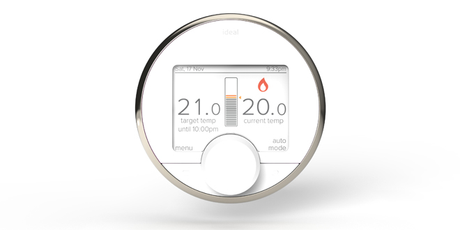 Ideal Boilers launches new PRT programmable room thermostat, designed for the social housing sector