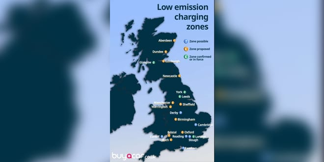 "Popular - Many motorists are ""hopelessly confused"" about the impact of ultra low emission zone charges on them"