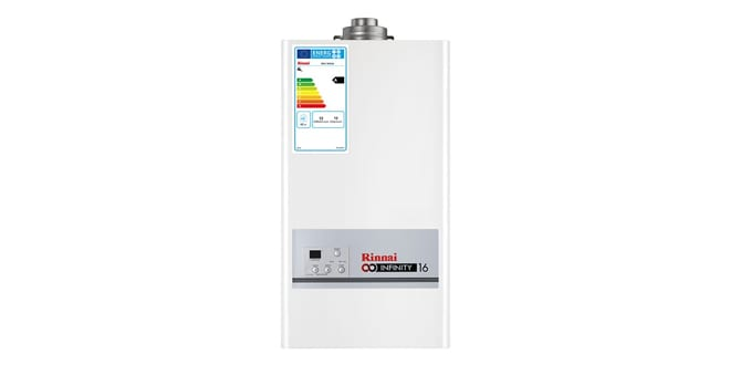 Popular - Rinnai launches ErP A-rated Infinity 1600 range