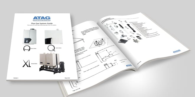 Popular - ATAG Commercial launches new Flue Gas System Guide