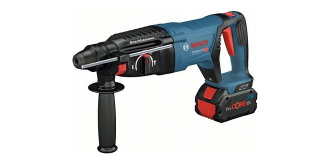 Popular - Bosch Professional launches new 18-volt rotary hammer for professionals