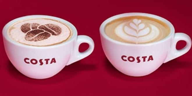 Popular - First 200 people to fill in our survey get a free coffee on us